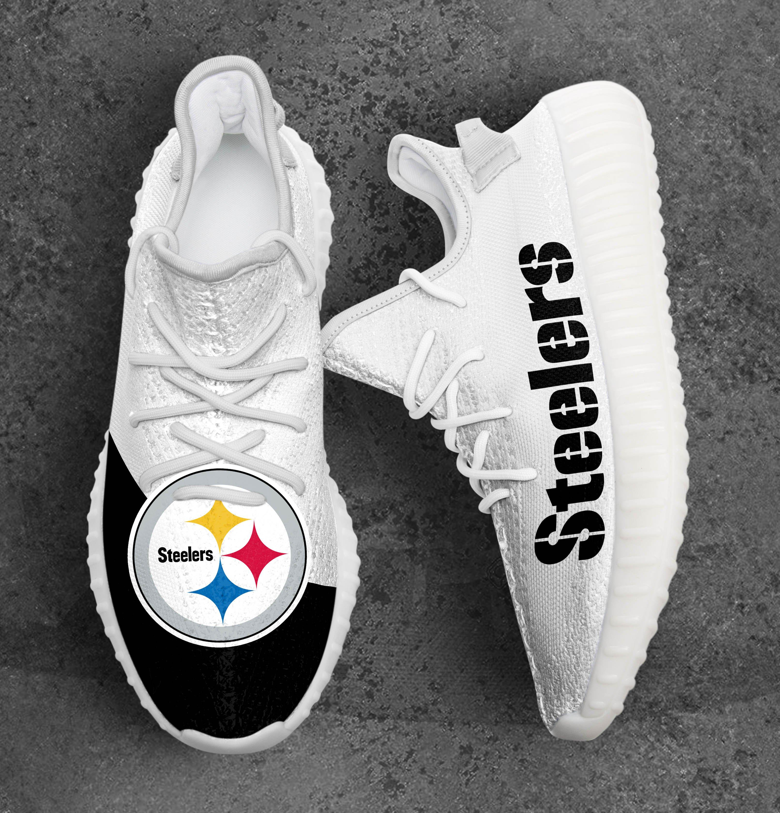 Pittsburgh Steelers NFL Sport Teams Adidas Yeezy Boost 350 V2 Top Branding Trends