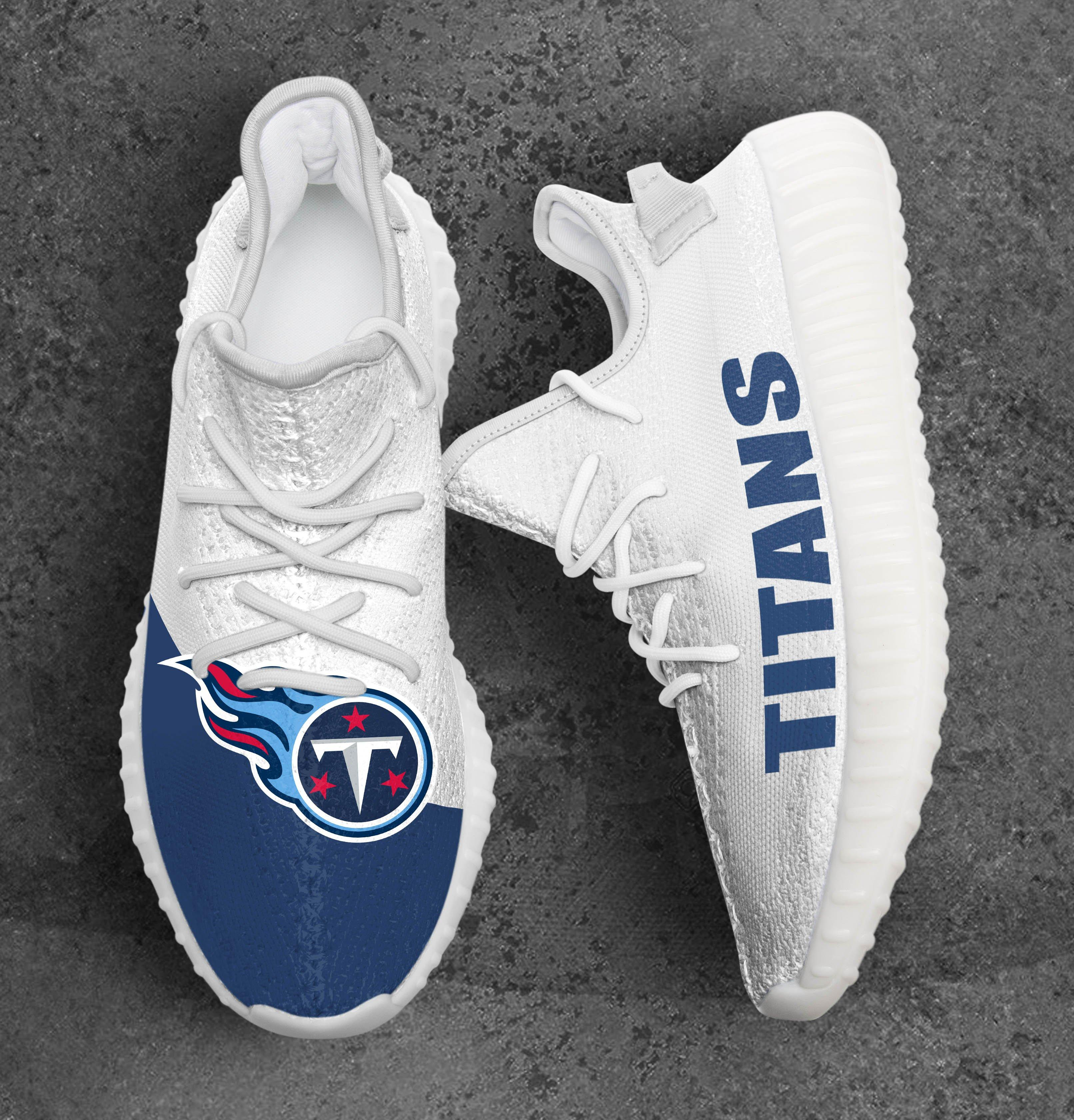Tennessee Titans NFL Sport Teams Adidas Yeezy Boost 350 V2 Top Branding Trends