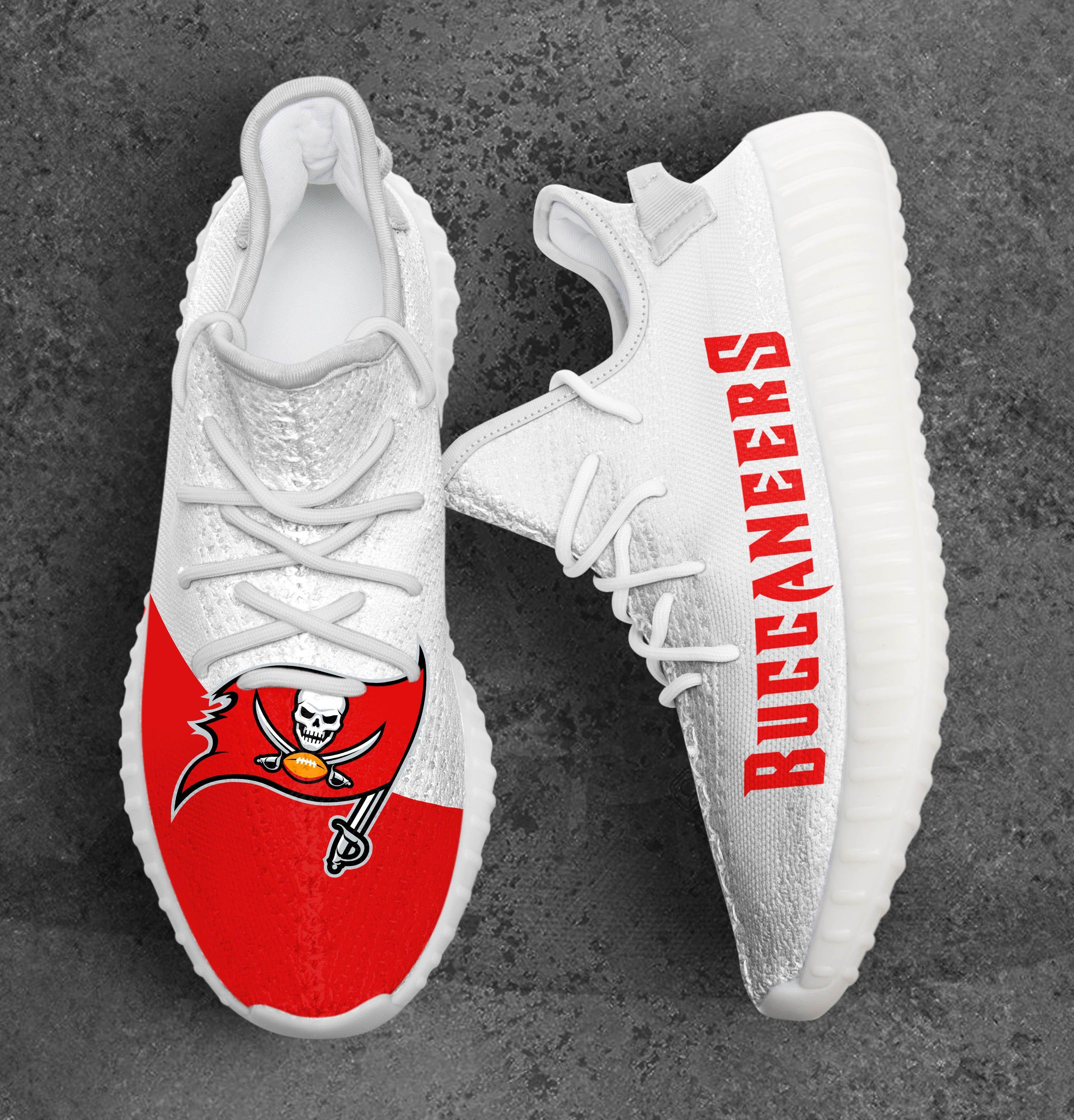 Tampa Bay Buccaneers NFL Sport Teams Adidas Yeezy Boost 350 V2 Top Branding Trends