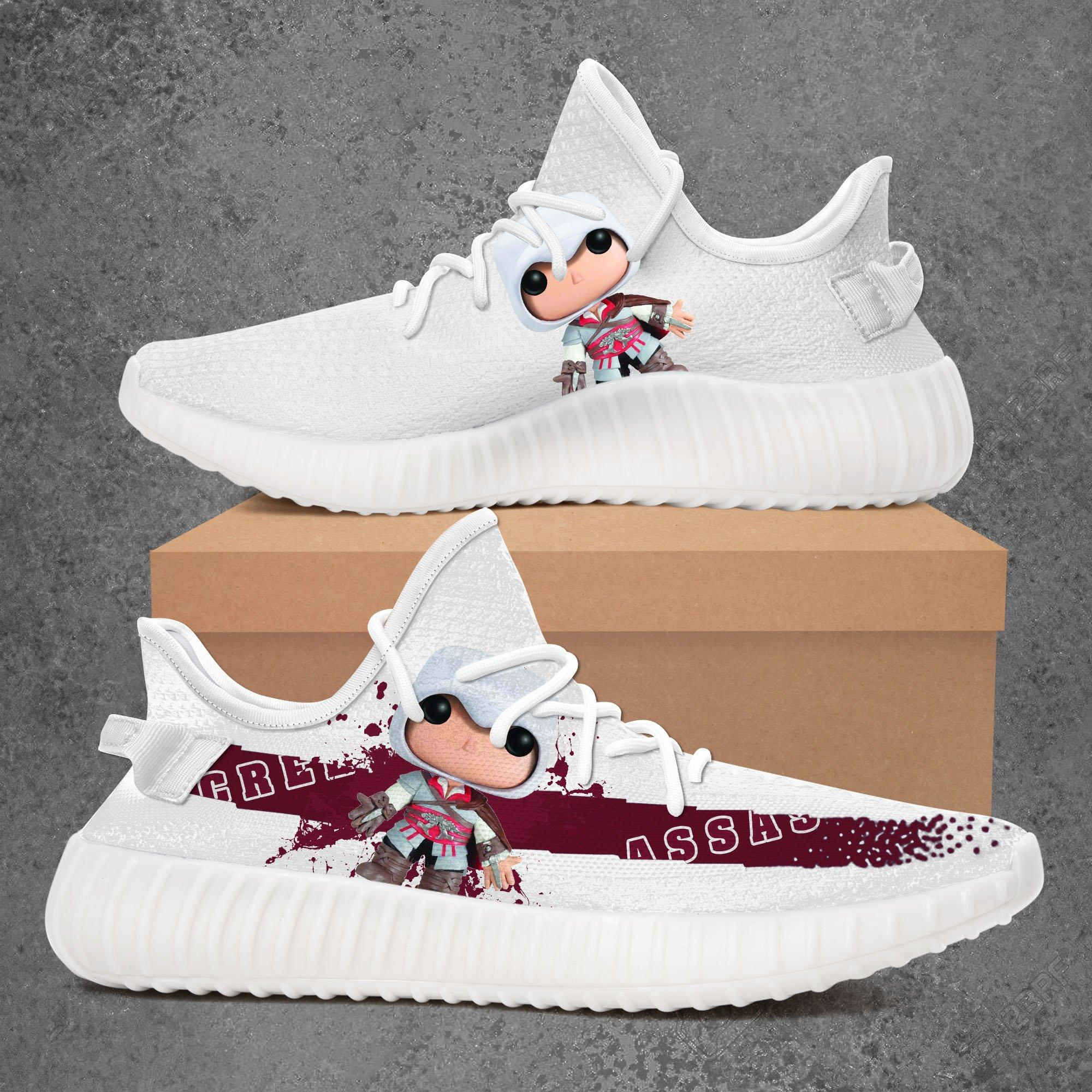 Assassin S Creed Yeezy Boost 350 V2 Shoes Top Branding Trends 2019