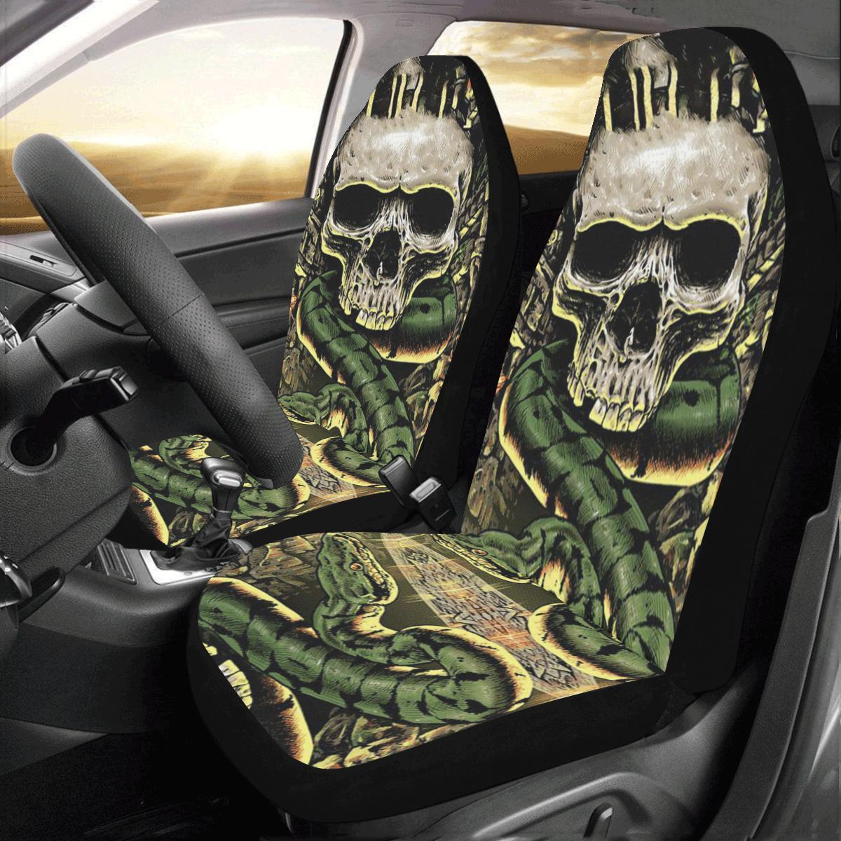 As I Lay Dying Car Seat Covers Set Of 2