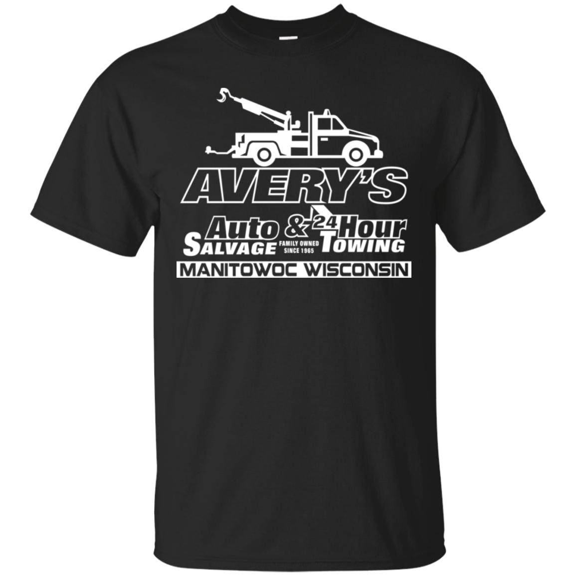 Avery's Auto Salvage & Towing T-Shirt