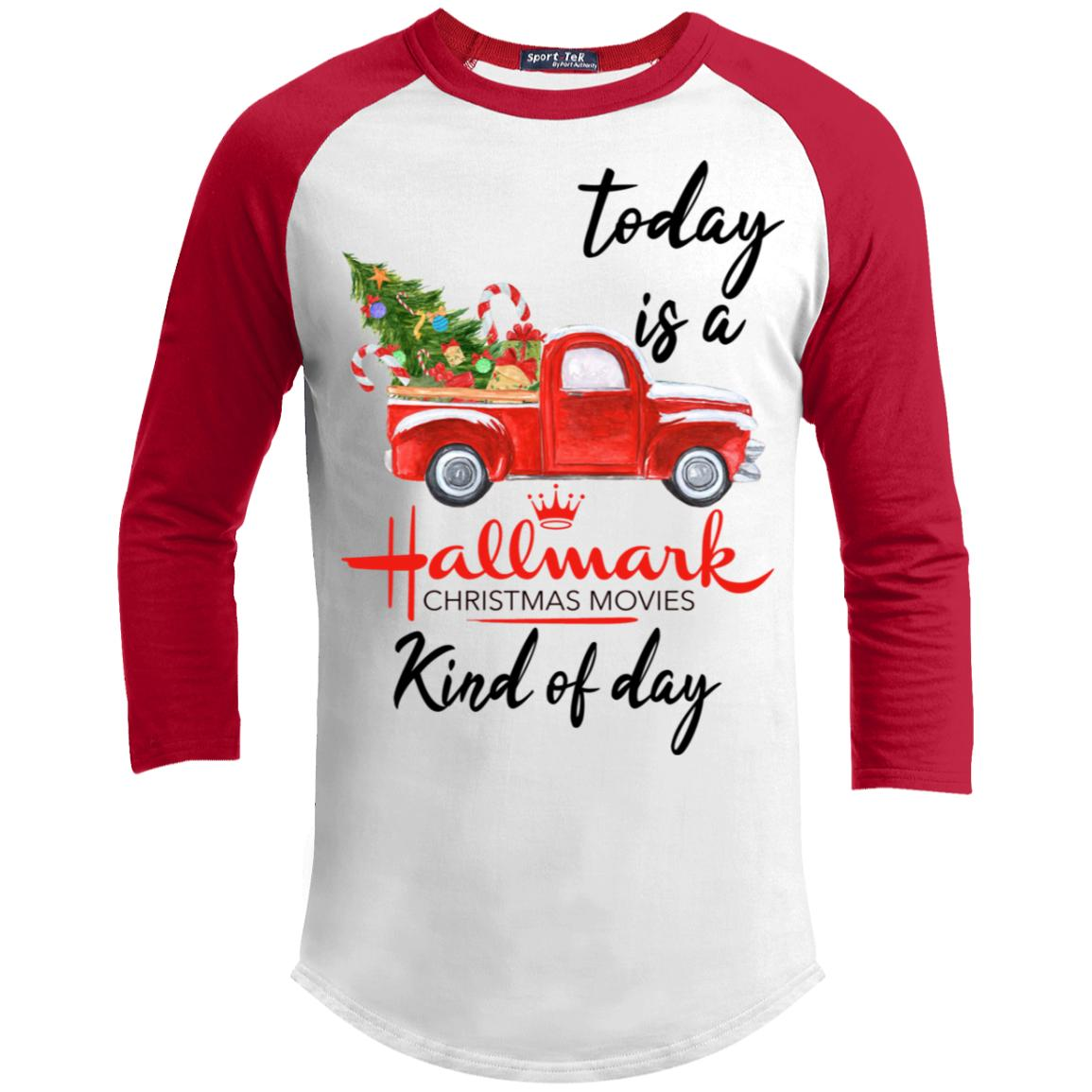 Today is A Hallmark Christmas Movies Kind of Day Sporty T-Shirt
