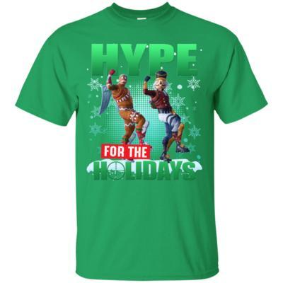 Nutcracker Hype For The Holidays Funny Christmas T-Shirt