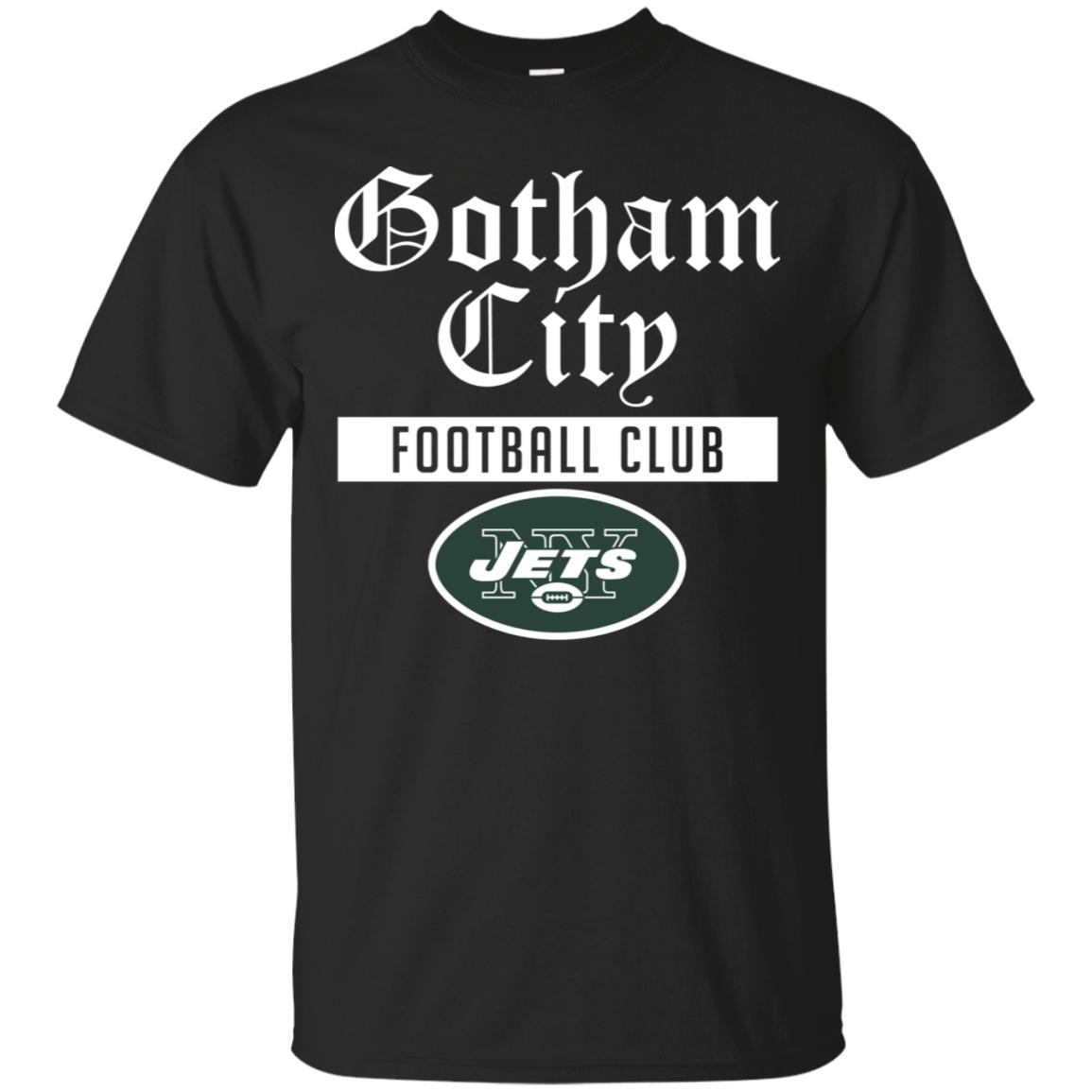 New York Jets Gotham City Football Club T-Shirt