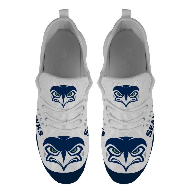 Seattle Seahawks Sneakers Running Shoes For Men &amp- Women