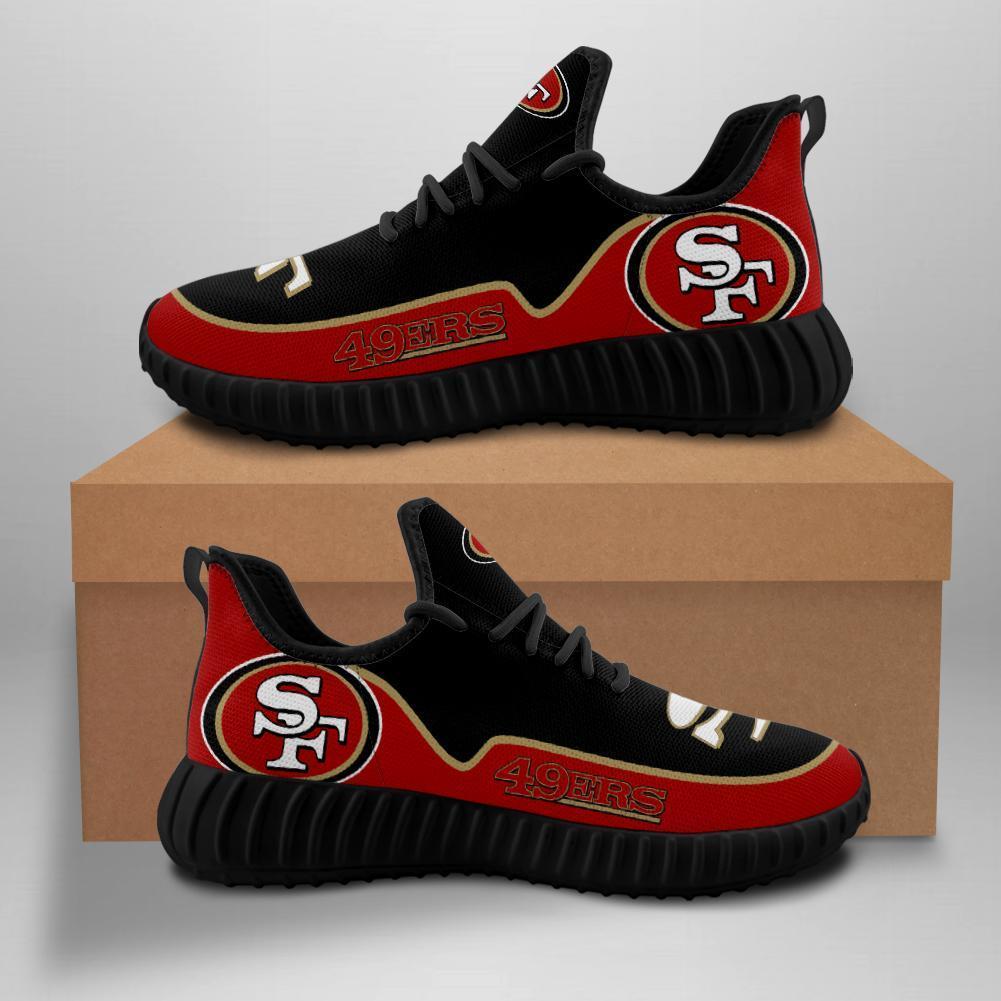 San Francisco 49ers Sneakers Big Logo Yeezy