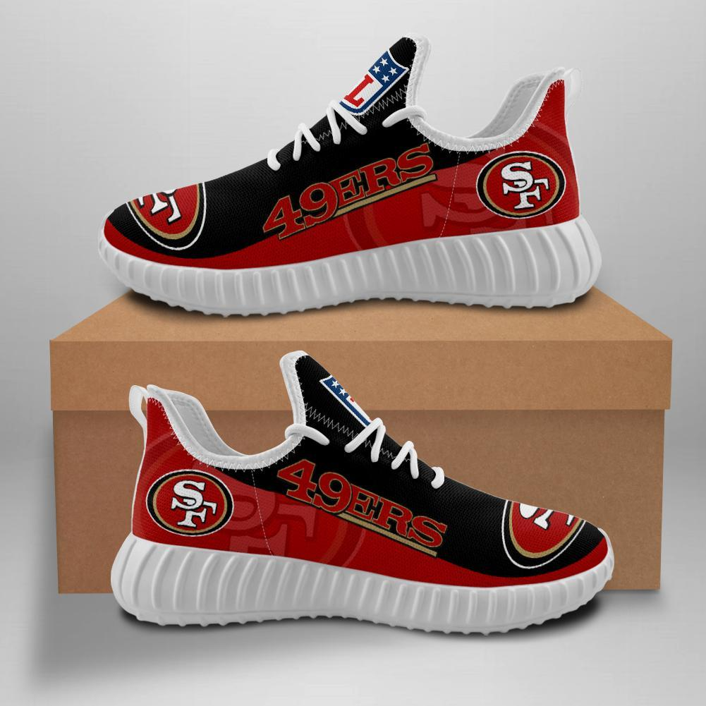 San Francisco 49ers Shoes Running Shoes For Men &amp- Women