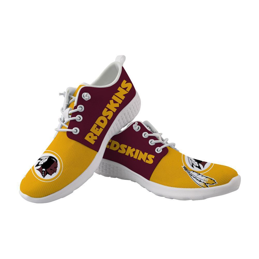 Best Wading Shoes Sneaker Custom Washington Redskins Shoes For Sale Super Comfort