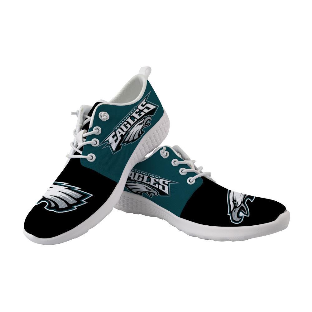 Best Wading Shoes Sneaker Custom Philadelphia Eagles Shoes For Sale Super Comfort