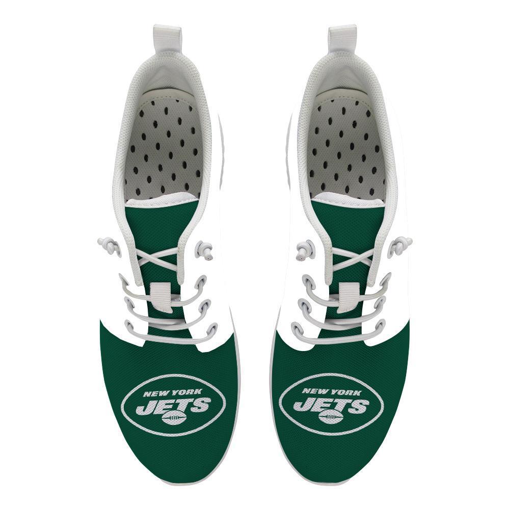 Best Wading Shoes Sneaker Custom New York Jets Shoes For Sale Super Comfort