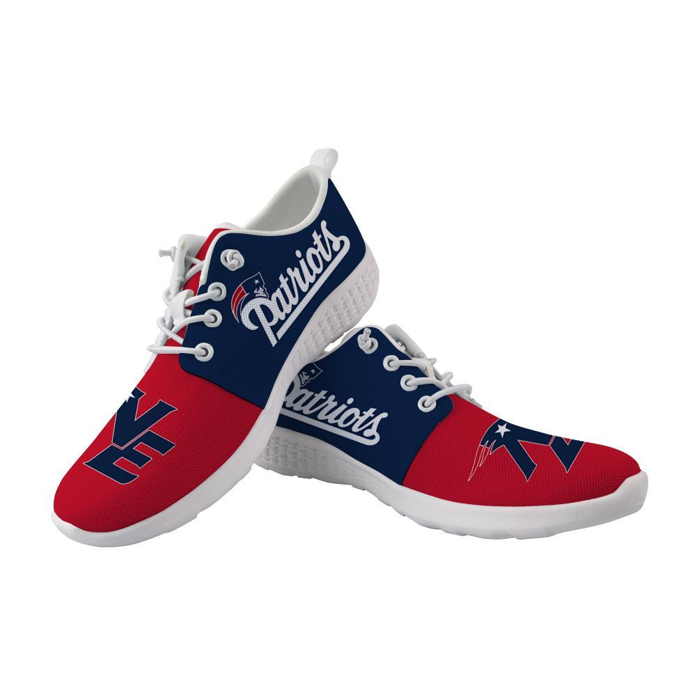 Best Wading Shoes Sneaker Custom New England Patriots Shoes For Sale Super Comfort