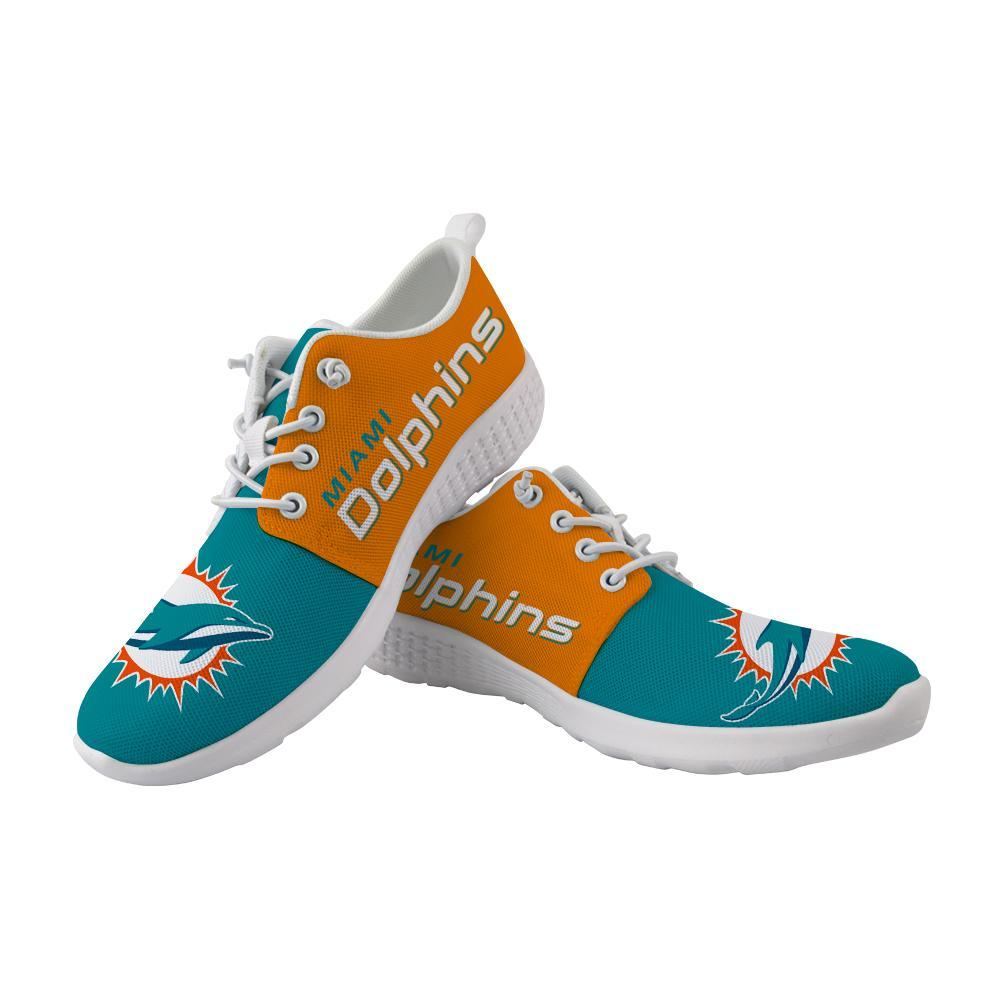 Best Wading Shoes Sneaker Custom Miami Dolphins Shoes For Sale Super Comfort