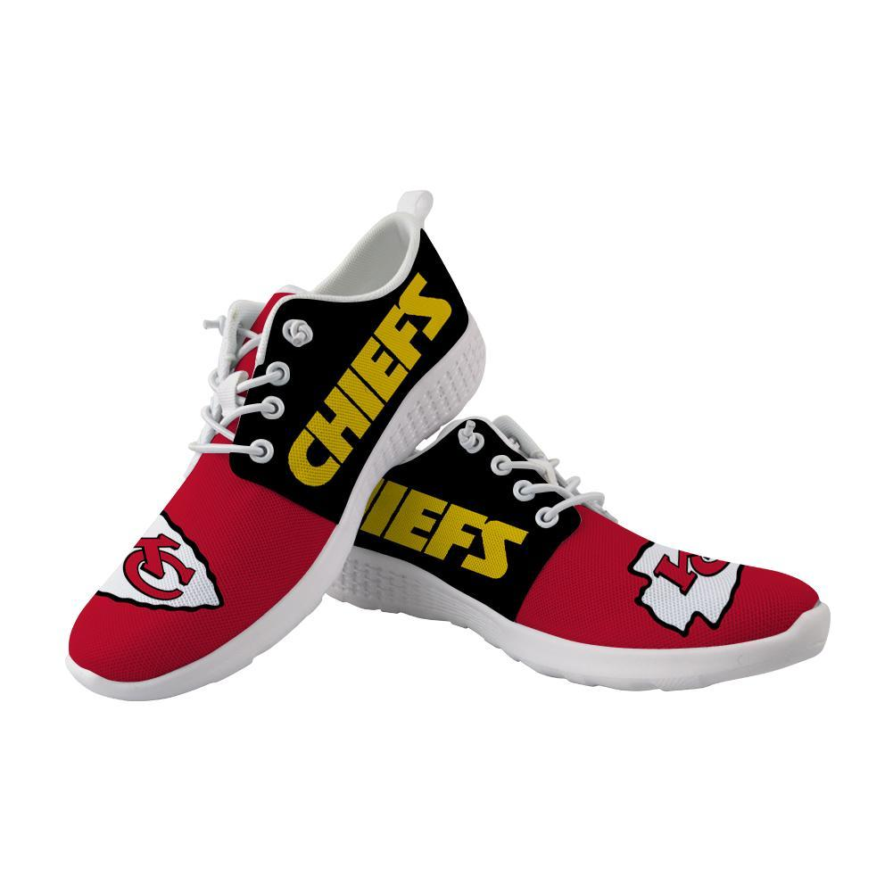Best Wading Shoes Sneaker Custom Kansas City Chiefs Shoes For Sale Super Comfort