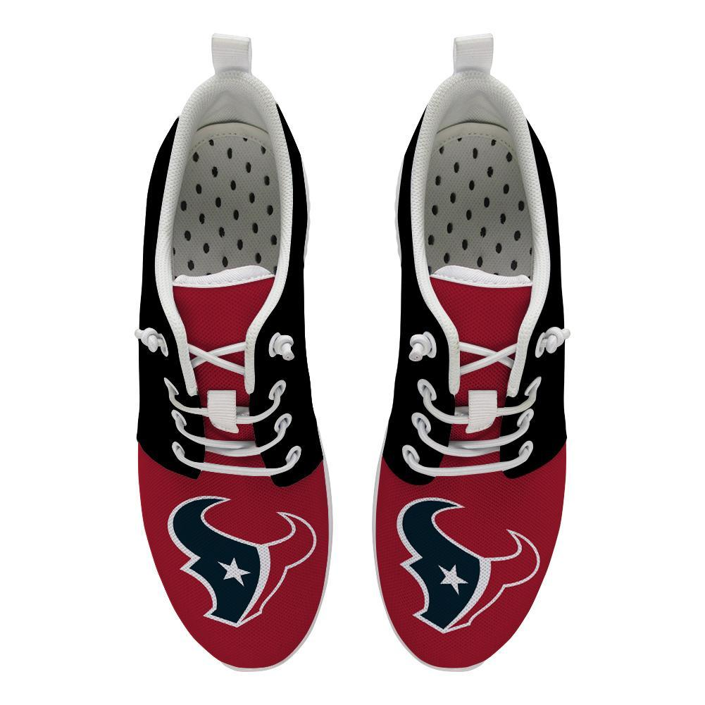Best Wading Shoes Sneaker Custom Houston Texans Shoes For Sale Super Comfort