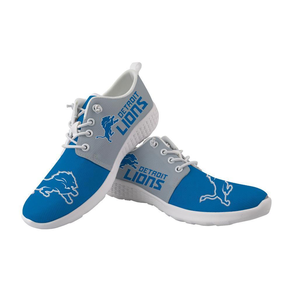 Best Wading Shoes Sneaker Custom Detroit Lions Shoes For Sale Super Comfort