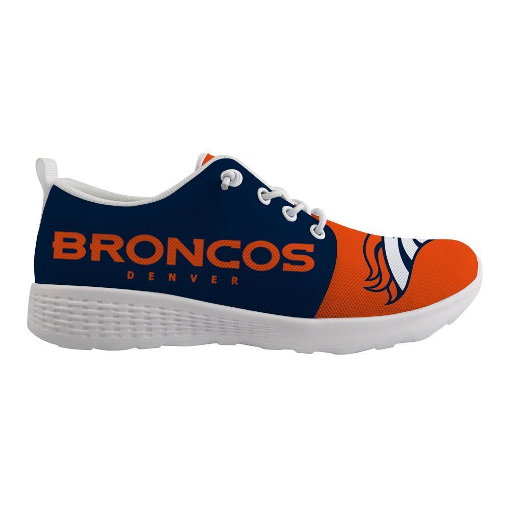 Best Wading Shoes Sneaker Custom Denver Broncos Shoes For Sale Super Comfort