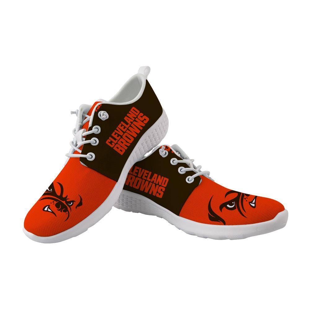 Best Wading Shoes Sneaker Custom Cleveland Browns Shoes For Sale Super Comfort