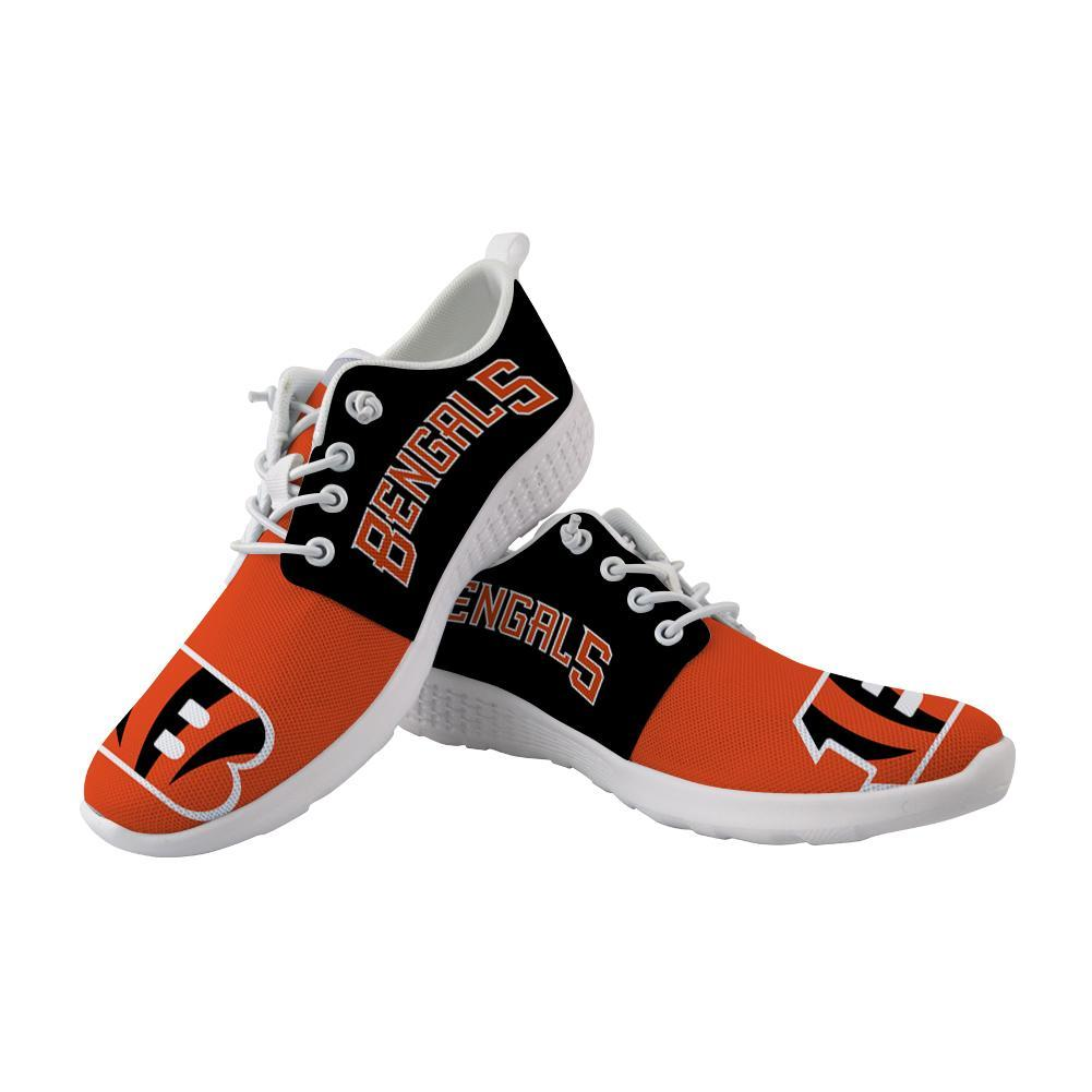 Best Wading Shoes Sneaker Custom Cincinnati Bengals Shoes For Sale Super Comfort