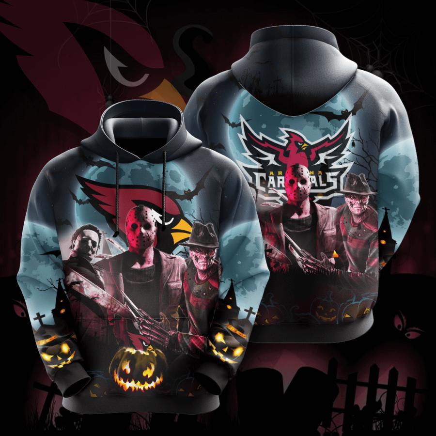 Arizona Cardinals 3d Hoodie 30