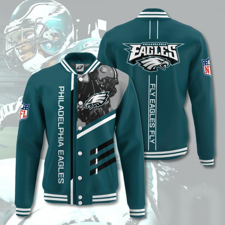 Philadelphia Eagles Varsity Jacket