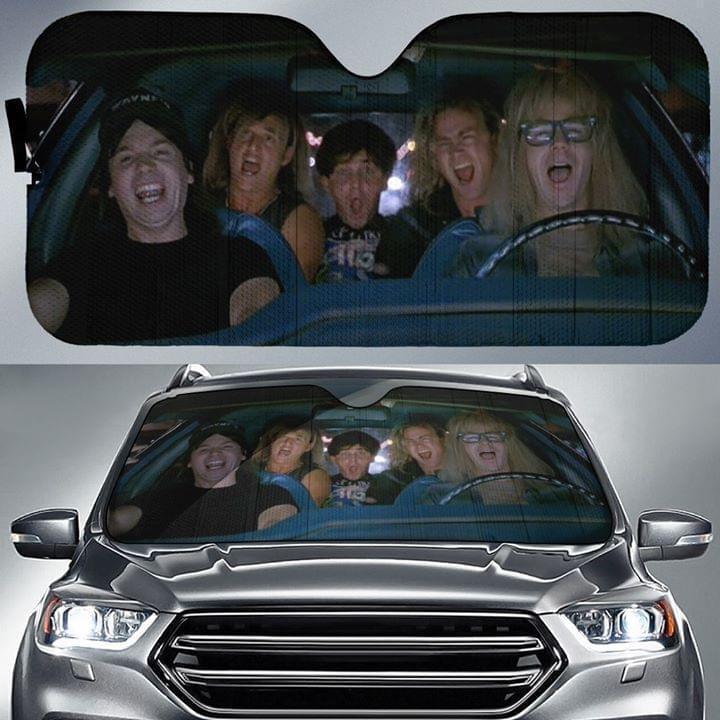 Waynes World Bohemian Rhapsody No Stairway To Heaven Car